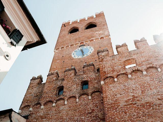 Il matrimonio di Denis e Irene a Noale, Venezia 206