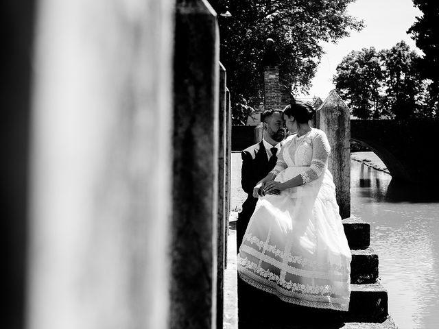 Il matrimonio di Denis e Irene a Noale, Venezia 207