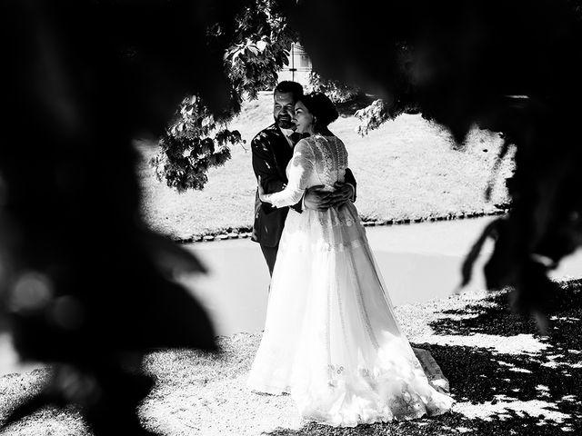 Il matrimonio di Denis e Irene a Noale, Venezia 209