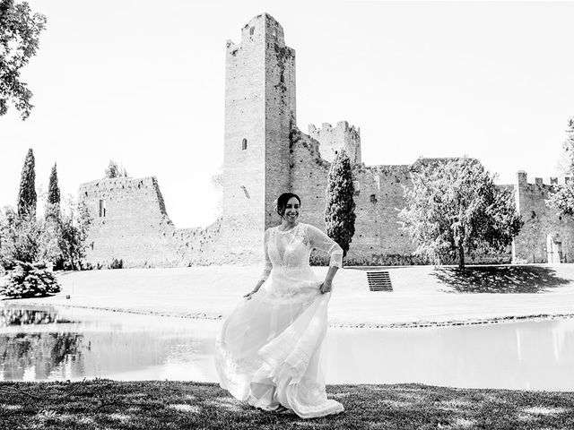 Il matrimonio di Denis e Irene a Noale, Venezia 224