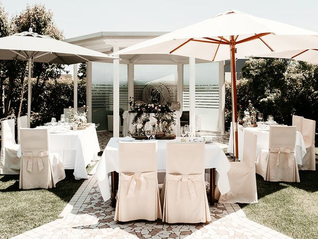 Il matrimonio di Denis e Irene a Noale, Venezia 245