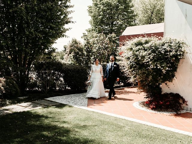 Il matrimonio di Denis e Irene a Noale, Venezia 252