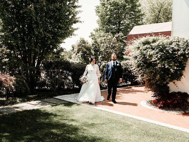 Il matrimonio di Denis e Irene a Noale, Venezia 253