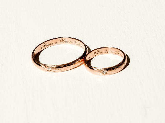 Il matrimonio di Denis e Irene a Noale, Venezia 269