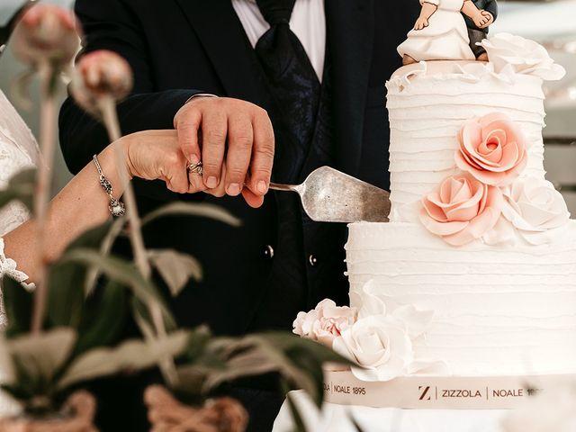 Il matrimonio di Denis e Irene a Noale, Venezia 279