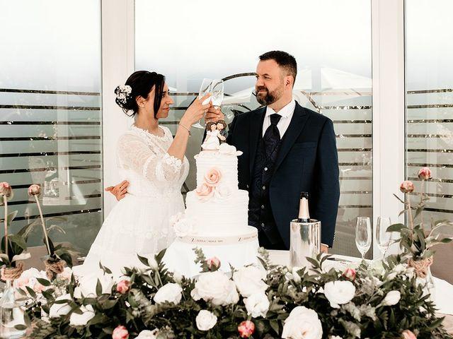 Il matrimonio di Denis e Irene a Noale, Venezia 283