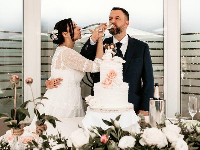 Il matrimonio di Denis e Irene a Noale, Venezia 285