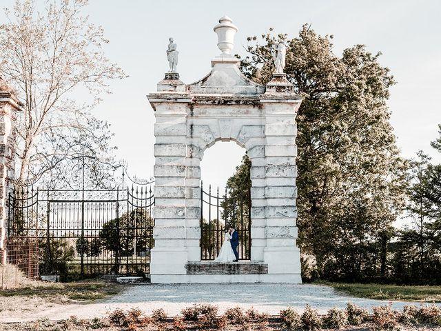 Il matrimonio di Denis e Irene a Noale, Venezia 289