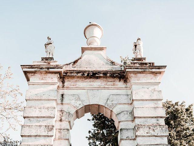 Il matrimonio di Denis e Irene a Noale, Venezia 293