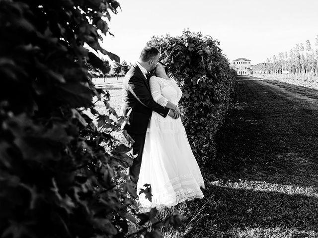 Il matrimonio di Denis e Irene a Noale, Venezia 317