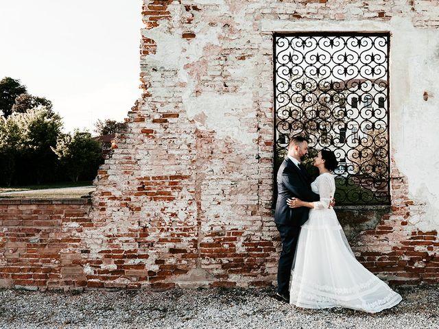 Il matrimonio di Denis e Irene a Noale, Venezia 321