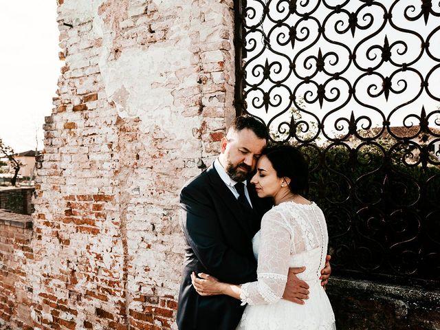 Il matrimonio di Denis e Irene a Noale, Venezia 323