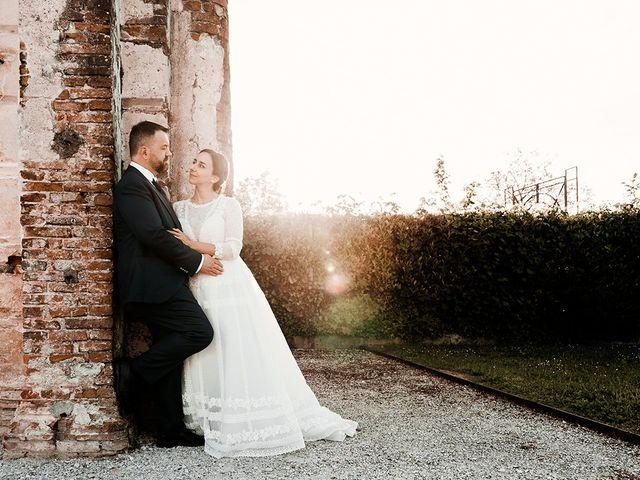 Il matrimonio di Denis e Irene a Noale, Venezia 326