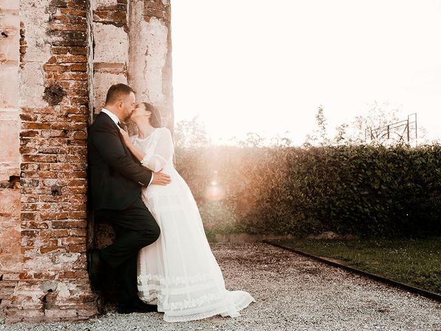 Il matrimonio di Denis e Irene a Noale, Venezia 327