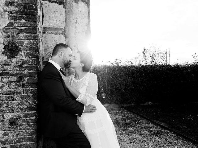 Il matrimonio di Denis e Irene a Noale, Venezia 328