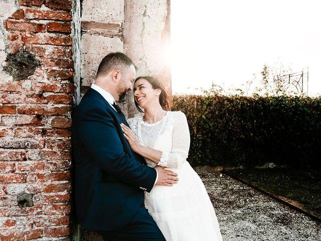 Il matrimonio di Denis e Irene a Noale, Venezia 330
