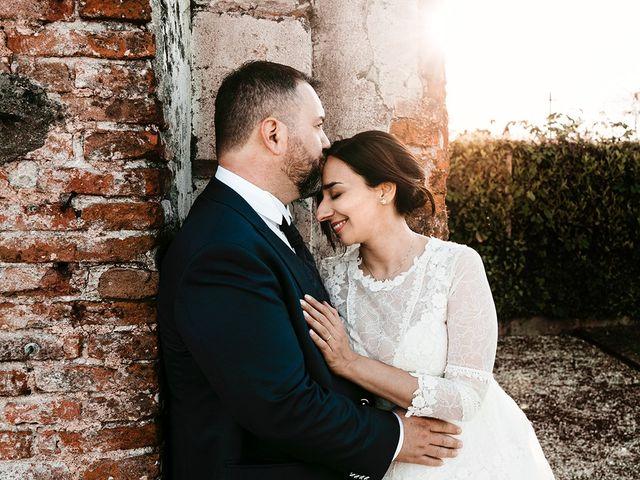 Il matrimonio di Denis e Irene a Noale, Venezia 331