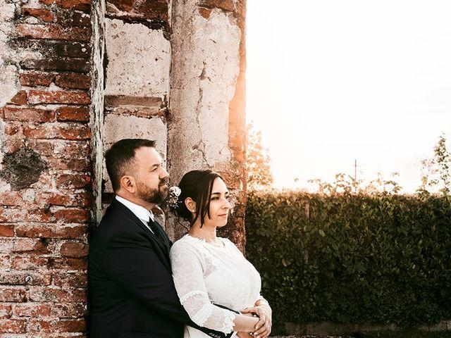Il matrimonio di Denis e Irene a Noale, Venezia 333