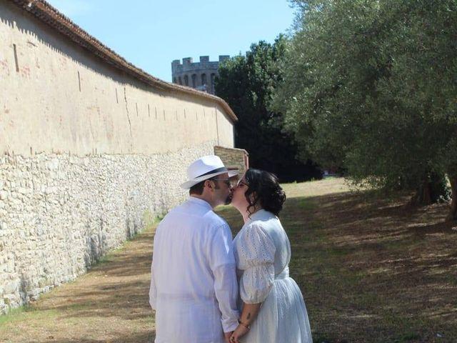 Il matrimonio di Marco e Bruna a Castiglione del Lago, Perugia 5