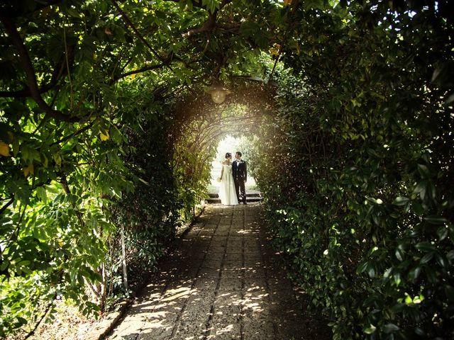 le nozze di Emanuela e Andrea