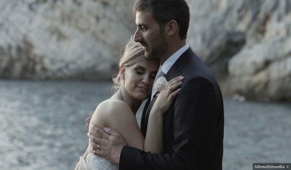 Il matrimonio di Matteo e Laura a Portovenere, La Spezia