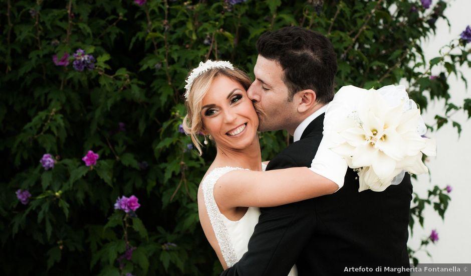 Il matrimonio di Luca e Natascia a Bari, Bari