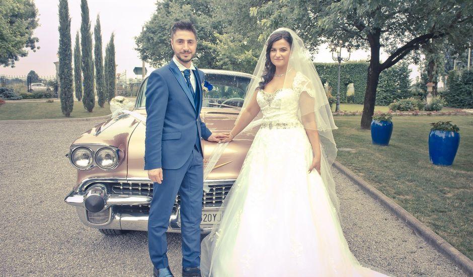 Il matrimonio di Giuliano e Roberta a Orzinuovi, Brescia