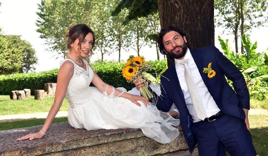 Il matrimonio di Vincenzo  e Samantha  a Certosa di Pavia, Pavia