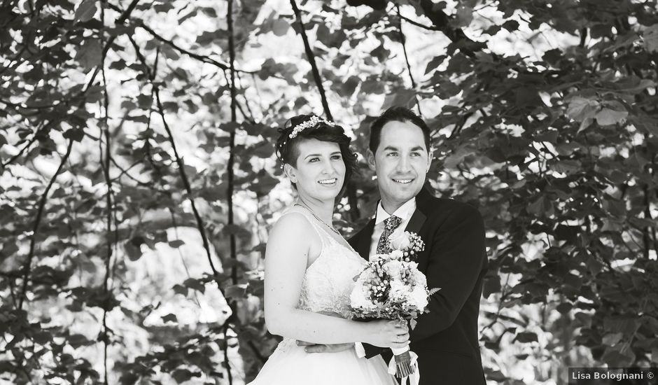 Il matrimonio di Stefano e Hillary a Levico Terme, Trento