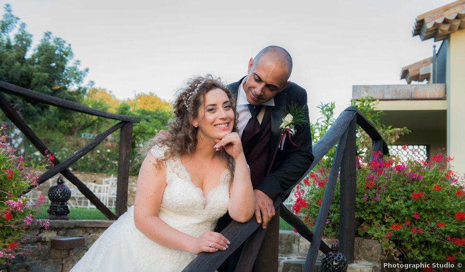 Il matrimonio di Damiano e Ilenia a Roccadaspide, Salerno