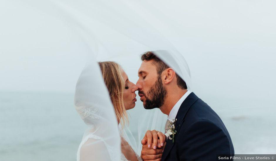 Il matrimonio di Vittoria e Filippo a Torino di Sangro, Chieti