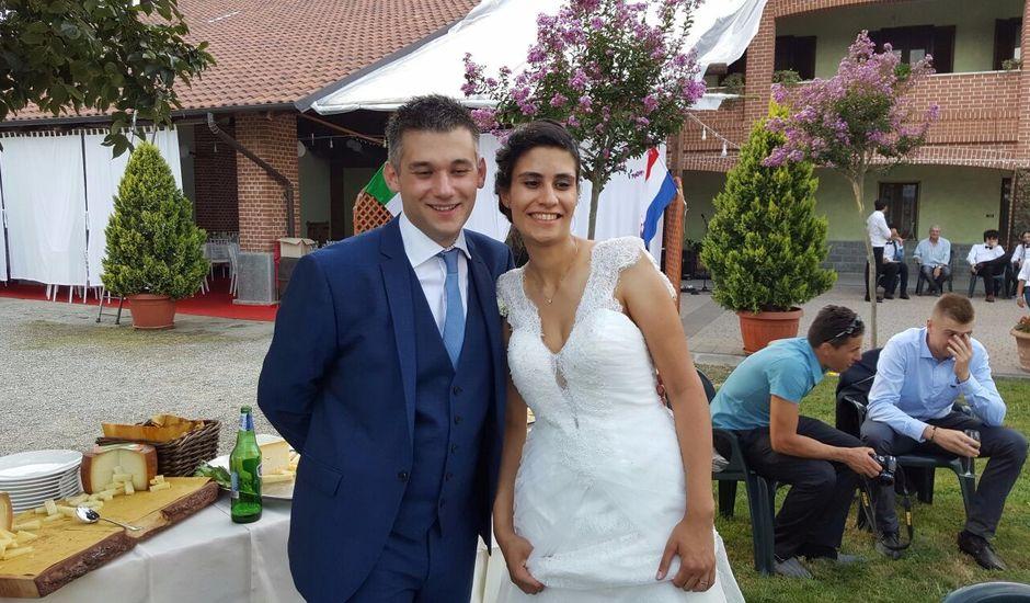 Il matrimonio di Renato e Jessica a San Benigno Canavese, Torino