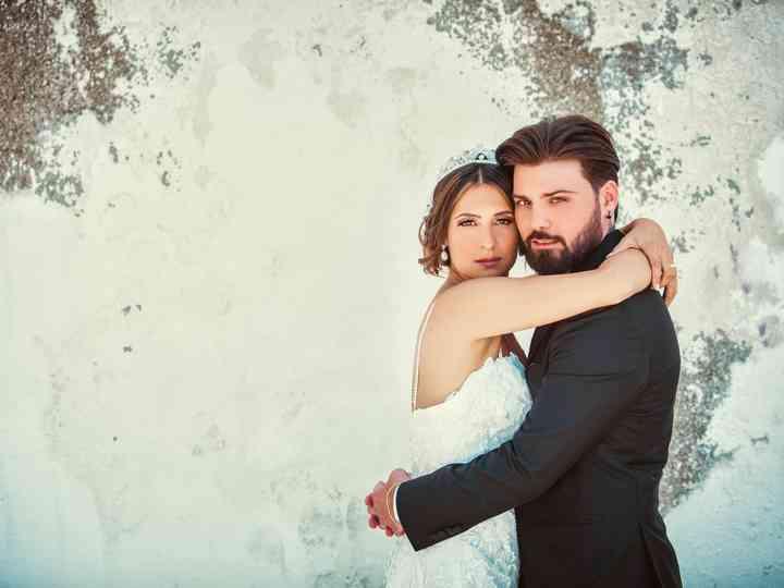 Le nozze di Tonia e Genny