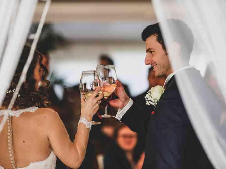 Le nozze di Dalia e Francisc