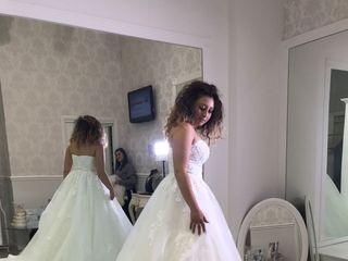 Le nozze di Antonella e Fabio 1