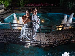 Le nozze di Stefania e Christian