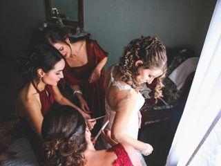 Le nozze di Dalia e Francisc 2