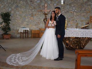 Le nozze di Lara e Simone 1