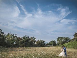 Le nozze di Elisa e Ermanno