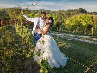 Le nozze di Dionne e Dale