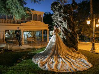 Le nozze di Carlo Valerio e Jlenia