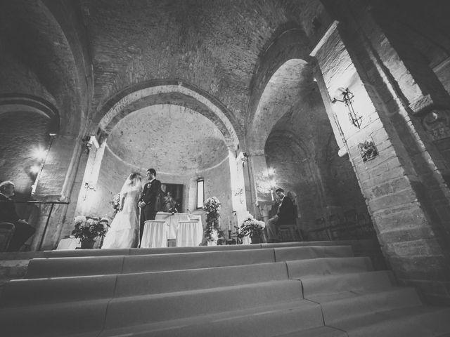 Il matrimonio di Yan e Chunhui a Serra San Quirico, Ancona 2