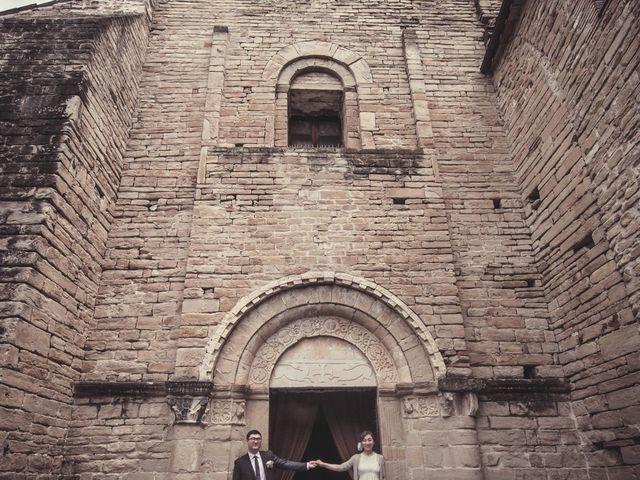 Il matrimonio di Yan e Chunhui a Serra San Quirico, Ancona 4