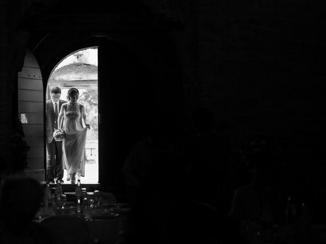 Il matrimonio di Yan e Chunhui a Serra San Quirico, Ancona 7