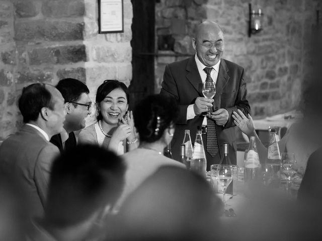 Il matrimonio di Yan e Chunhui a Serra San Quirico, Ancona 8