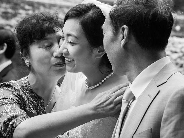 Il matrimonio di Yan e Chunhui a Serra San Quirico, Ancona 9