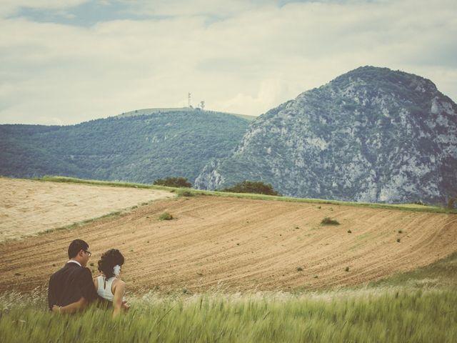 Il matrimonio di Yan e Chunhui a Serra San Quirico, Ancona 12