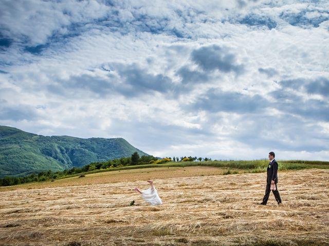 Il matrimonio di Yan e Chunhui a Serra San Quirico, Ancona 16