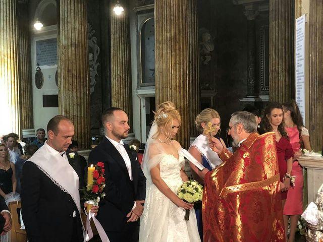 Il matrimonio di Elena e Omar a Ostra, Ancona 1