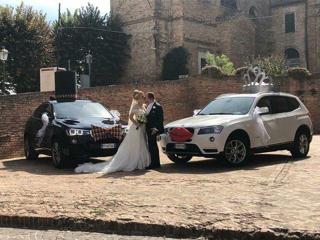 Il matrimonio di Elena e Omar a Ostra, Ancona 3